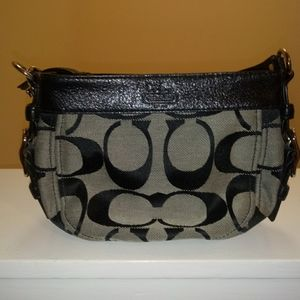 Authentic Coach purse, serial number 41856